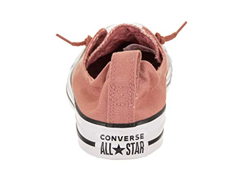6310017b6d962e Converse Women s Chuck Taylor All Star Shoreline Slip Rust Pink White Black  Slip-On Shoe 7.5 Women US  Amazon.co.uk  Shoes   Bags