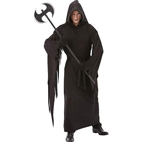 AMSCAN Scream Robe Halloween Costume for Adults, One Size, with Belt -