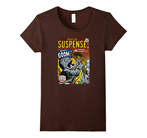Marvel+Comics+Retro+Shirt Products : Marvel Monsters Unleashed Retro Comic Intro GOOM T-Shirt