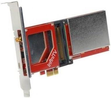 Ceton PCIexpress x 1 infiniTV 4 w//Cable
