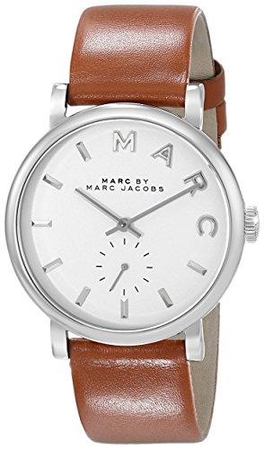 Marc by Marc Jacobs 棕色表带石英时尚女表