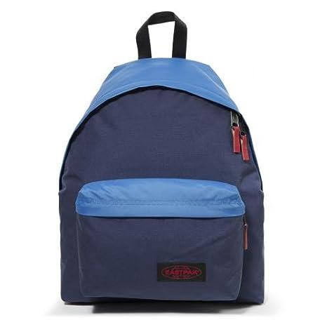 Eastpak Padded Pak'R Zaino, 24 Litri, Multicolore (Combo Blue)