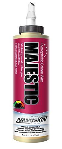 Nanoskin (NA-MAJ16) Majestic Hydrophobic Crème Wax - 16 oz.