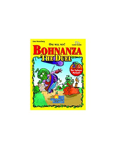 Rio Grande Games Bohnanza Duel Card Game Bohnanza Rio Grande Games