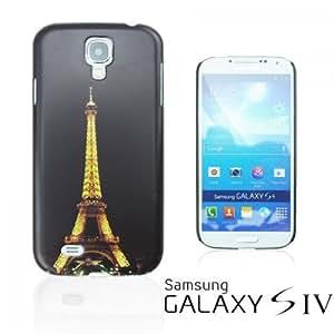 OnlineBestDigital - Designer Hard Case Cover for Samsung Galaxy S4 IV I9500 / I9505 - Paris
