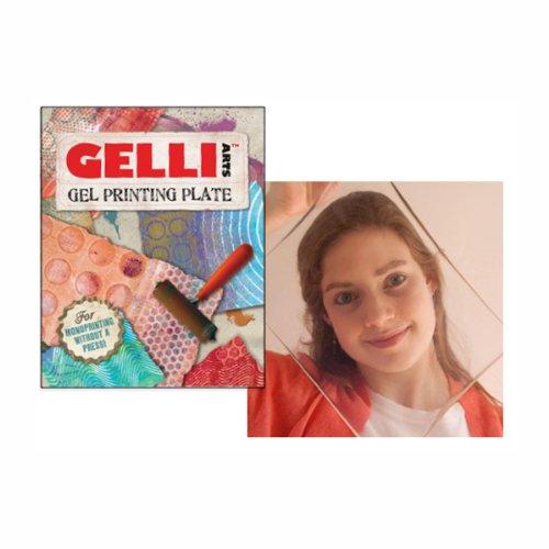 Gelli Arts Gel Printing Plate 8X10 Inch from Gelli Arts