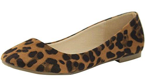 Leopardo Leopardato Con Punta A Punta Colorata Da Donna Bella Marie