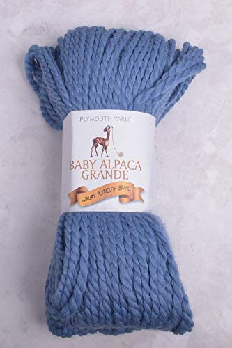 Plymouth Baby Alpaca Grande 6033 Denim