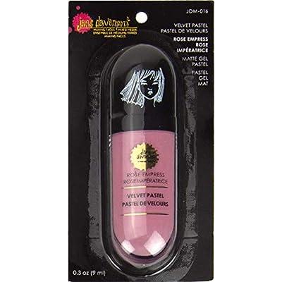 Spellbinders JDM-016 Velvet Pastel Matte Gel, Rose Empress: Arts, Crafts & Sewing