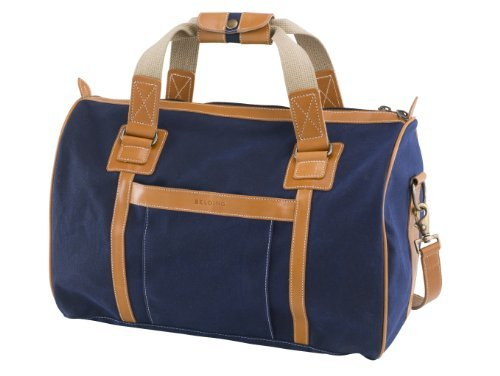 BELDING American Collection Flight Bag Navy [並行輸入品]   B071461WZR