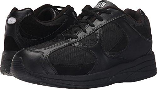 - Drew Shoe Men's Surge, Black, 11.5 W (EE)