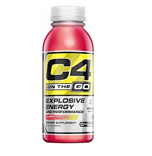 Cellucor C4 on the Go Explosive Energy Pre-Workout Supplement Review