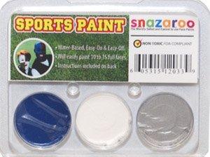 Cowboy Face - Snazaroo Cowboys/Lions Color Pack Face Makeup Paint Kit
