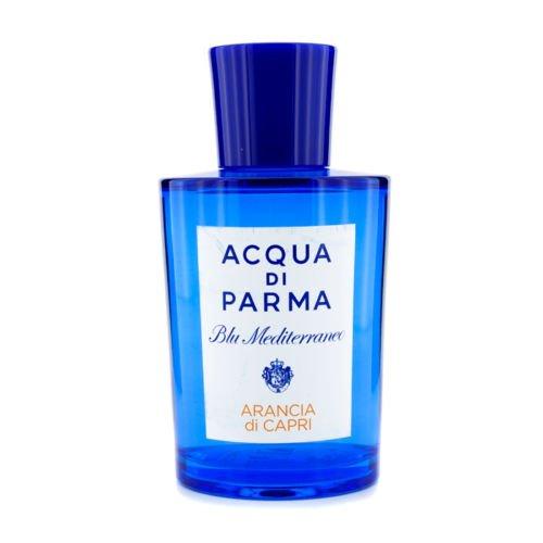 Acqua Di 本日限定 Parma Blu Mediterraneo Arancia B01N0DFK6P ml 奉呈 Capriオードトワレ150 oz新しいUnbox 5