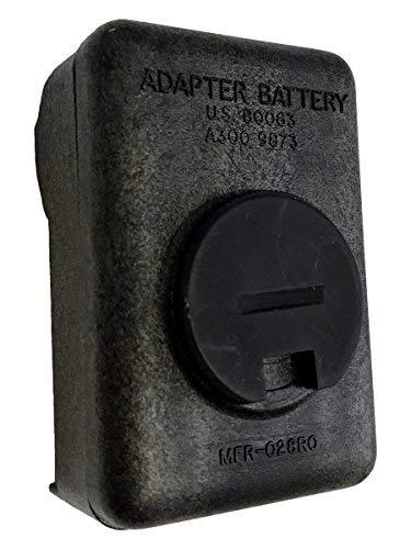 AA Battery Adapter for AN/PVS-4 or TVS-5 Night Vision Weapon Scopes, Mil-Spec