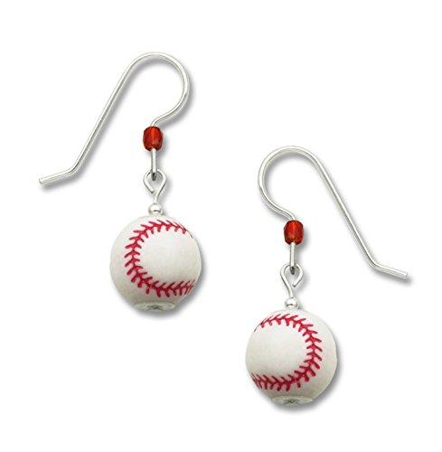 - Sienna Sky 3D Baseball Earrings 1920