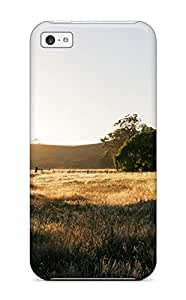 Hot Forever Collectibles Panoramic Hard Snap-on ipod touch4 Case