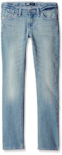 Levis Girls Skinny Thick Stitch