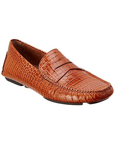 Pliner Driving J Brown Loafer VINCO5 2 Men's Donald Style Sxpnw11q