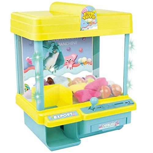 - Ktyssp Doll Catcher Machine Coin Operated Plush Toys Claw Crane Redemption Game