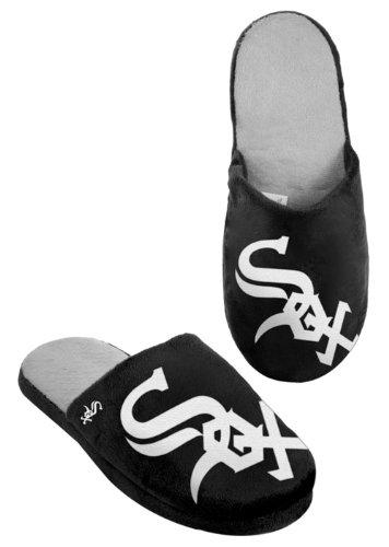 - Chicago White Sox Slippers - Mens Big Logo