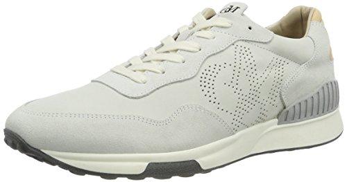 Marc O'Polo Herren 70123733501301 Sneaker, Weiß (White), 40 EU