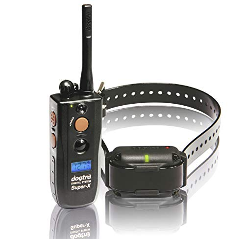 Dogtra Super X 1 Dog Training Collar 3500 NCP