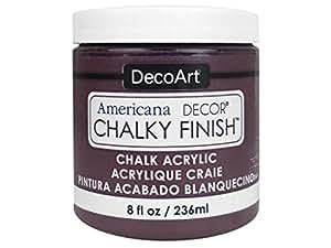 Decoart DECADC-36.42 Ameri Chalky Finish Victorian Americana Decor Chalky Finish 8oz Victorn