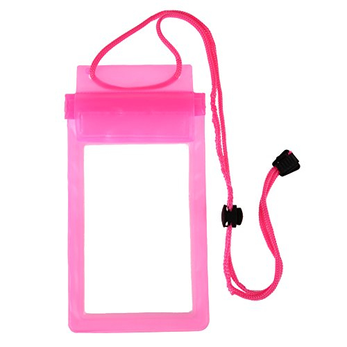 Alloet Strong 3 Layer Sealing Waterproof Smart Phone Pouch Bag for Water Sport