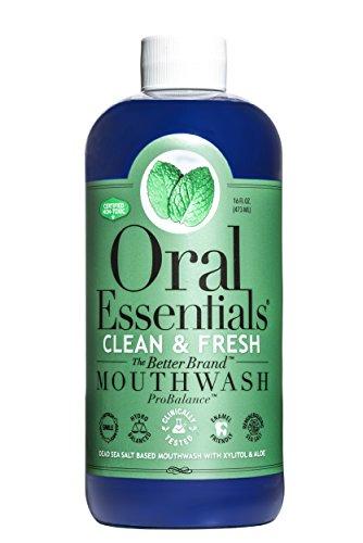 Oral Essentials Mouthwash Formulated Preservative product image