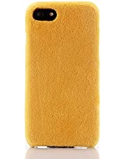 SevenPanda Compatible con Huawei P30, Ultra Delgado Funda Protectora para Hua WEI P30 Funda Hecha a Mano Funda TPU de Silicona Suave Funda de Teléfono - Naranja