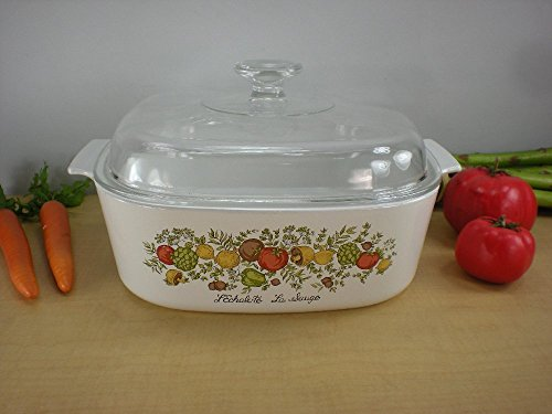 Spice of Life Vintage Corningware 4 Qt. Dutch ()