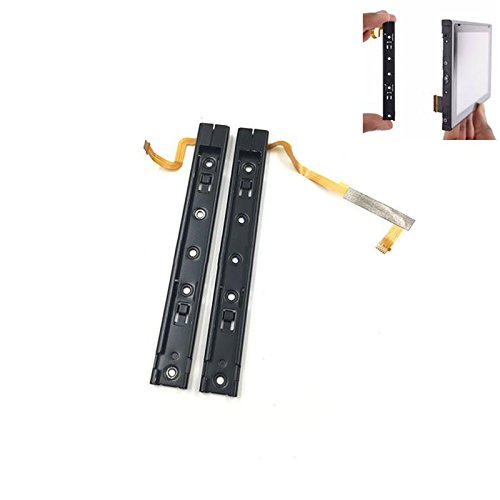 Replacement L R Left Right Control Slider Repair Parts With Flex Cable For Nintendo Switch