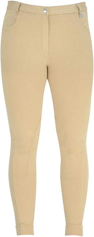 HyPERFORMANCE - Pantalón de Montar Modelo Melton para Mujer señora