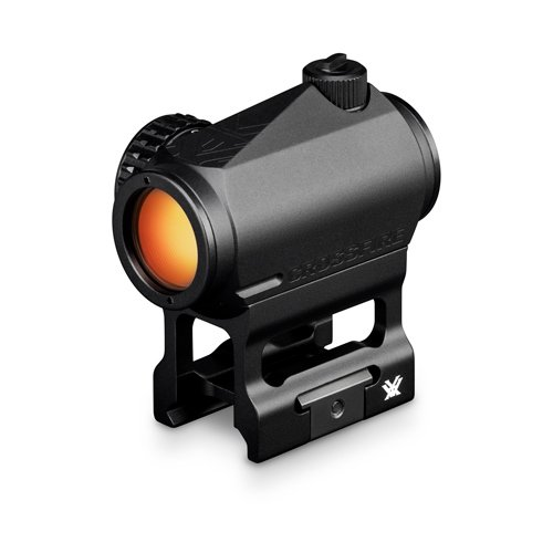 Vortex Optics Crossfire Red Dot Sight Gen I - 2 MOA Dot (CF-RD1)