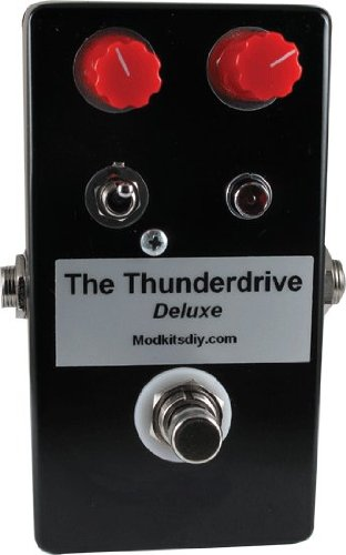 MODKitsDIY The Thunderdrive Deluxe Overdrive Effects Pedal Kit