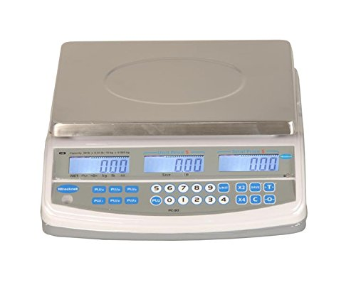 Brecknell PC Serries Price Computing Scale 60 LB by 0.02 LB accuracy, NTEP US & Canada, Brand NEW by Salter Brecknell