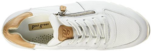Bianco Donna Paul Green Sneaker 4485001 rqZw0xZI