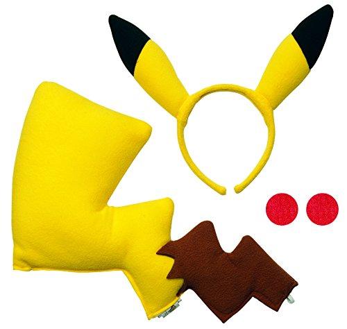 32836 Pikachu Costume Kit Pokemon