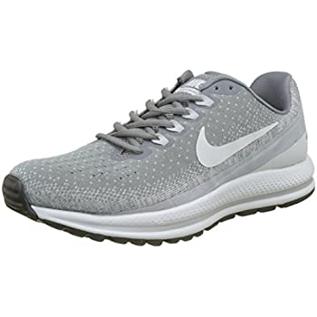 Nike Men's Air Zoom Vomero 13 Ankle-High Fabric Running Shoe