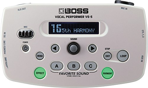 BOSS VE 5 WH VE 5 White product image