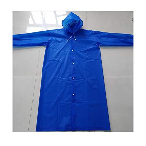 Paquete raincoat Weifan Adultos Festivales Recreación Desechable Acampada 100 Emergencia Libre Para Of Impermeables 5 De Blue púrpura Grueso Ponchos Lluvia Al Senderismo Equipo Pieces Poncho Aire set YAAXqd