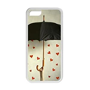 Welcome!Iphone 5C Cases-Brand New Design Umbrella Printed High Quality TPU For Iphone 5C 4 Inch -02