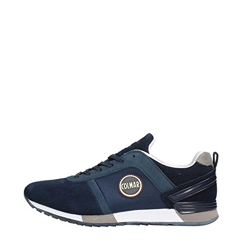COLMAR, SNEAKERS DA UOMO, TRAVIS EVOLUTION 206, NAVY/GRAY Blu