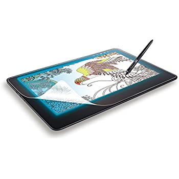 Elecom pen tablet Cintiq 22HD touch compatible antireflection 21.5 inch film