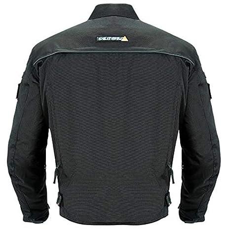 Black, XX-Large Joe Rocket Mens Recon Military Spec Jacket