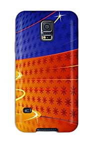 High-quality Durability Case For Galaxy S5(christmas Abstract Hd)