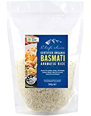 Chef's Choice Organic Basmati Aromatic Rice 500 g