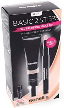 Sensilis - Pack Neverending - Base de Maquillaje + Corrector ...