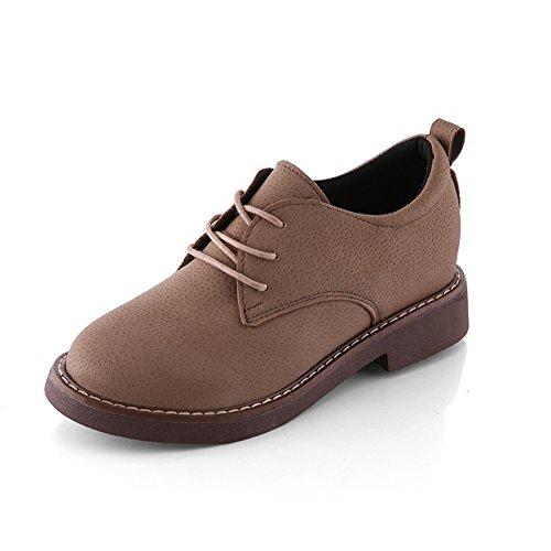 aumentados en los zapatos de moda/Europea encaje zapatos casual/escoge los zapatos C